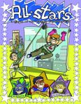 RPG Item: All-Stars: A Game of Low-Budget Superheroics