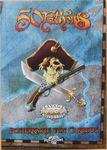 RPG Item: Caribdus Map