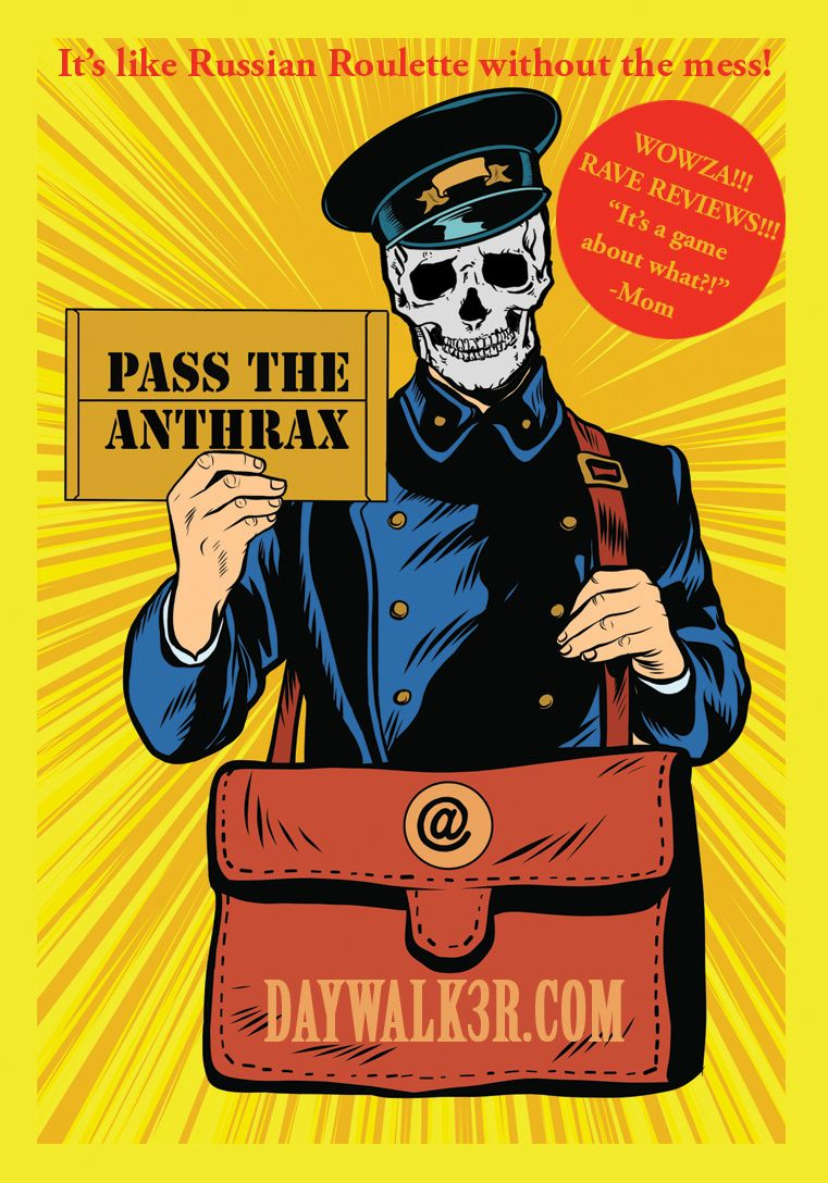 Pass the Anthrax