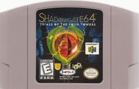 Video Game: Shadowgate 64: Trials of the Four Towers