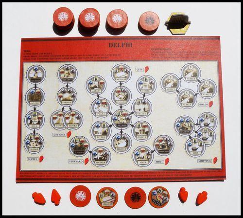 Board Game: Attika