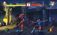 Video Game: Street Fighter IV