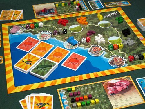 Board Game: Cinque Terre