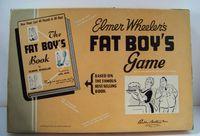 Board Game: Elmer Wheeler's The Fat Boy's Game