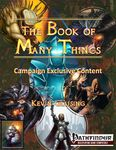 RPG Item: The Book of Many Things Campaign Exclusive Content