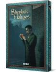 Board Game: Sherlock Holmes Consulting Detective: The Queen's Park Affair