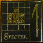 Board Game: The Duke: Specter Promo Tile