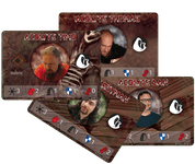 Board Game: Perdition's Mouth: Abyssal Rift – Promo deck