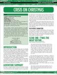 RPG Item: Crisis on Christmas (M&M2E)