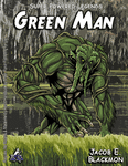 RPG Item: Super Powered Legends: Green Man