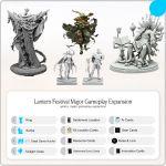 Board Game: Kingdom Death: Monster – Lantern Festival Expansion