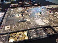 Board Game: Abomination: The Heir of Frankenstein