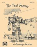 Issue: The Tech Factory (Issue 11 - Jan 1997)