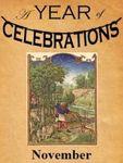 RPG Item: A Year of Celebrations: November
