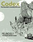 Issue: Codex: Melancholy