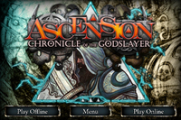 Video Game: Ascension: Chronicle of the Godslayer