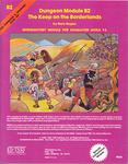 RPG Item: B2: The Keep on the Borderlands