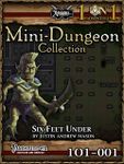 RPG Item: Mini-Dungeon Collection 101-001: Six Feet Under