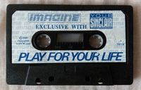 Video Game: Play For Your Life