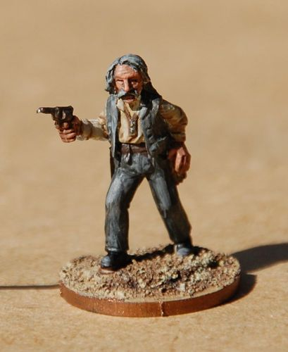 Board Game: Dead Man's Hand: Rogues' Gallery – Jonathan Pain