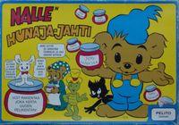 Board Game: Bamses honungs-jakt