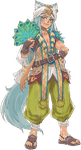 Character: Leon (Rune Factory)