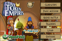 Video Game: Tiny Token Empires
