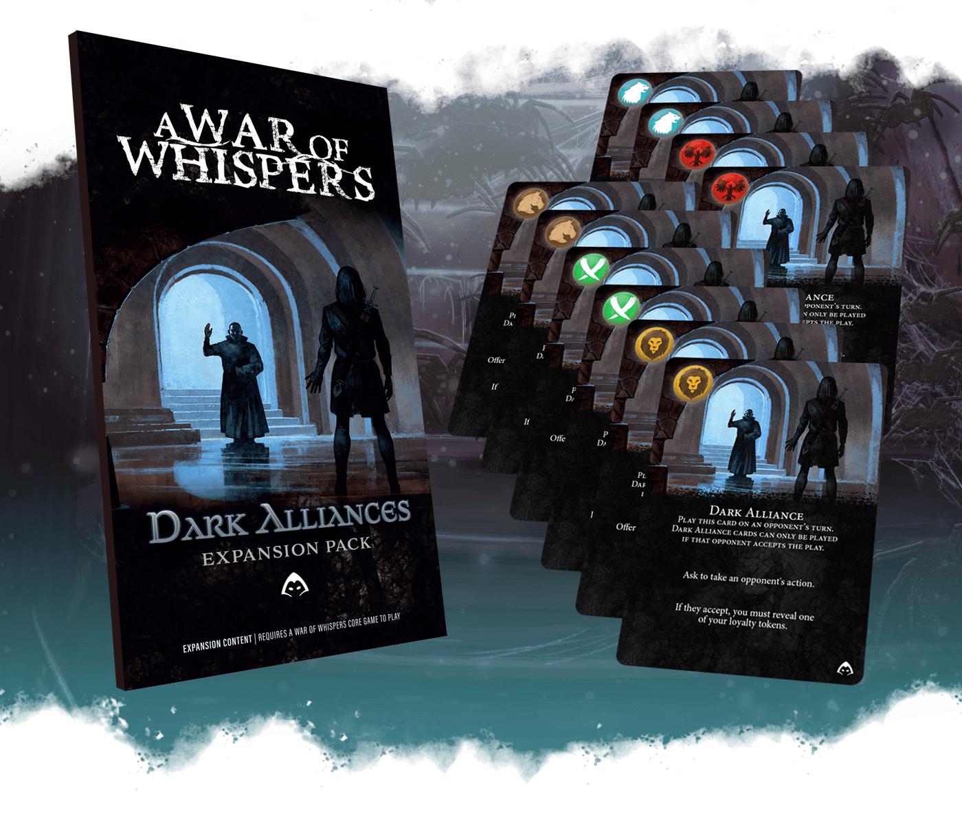 A War of Whispers: Dark Alliances