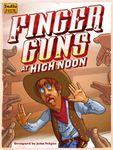 Board Game: Finger Guns at High Noon