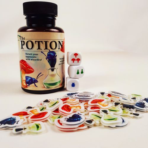 Board Game: The Potion