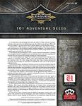 RPG Item: 101 Adventure Seeds (Leagues of Adventure)