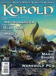 Issue: Kobold Quarterly (Issue 19 - Fall 2011)