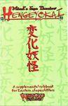 RPG Item: Mind's Eye Theatre: Hengeyokai