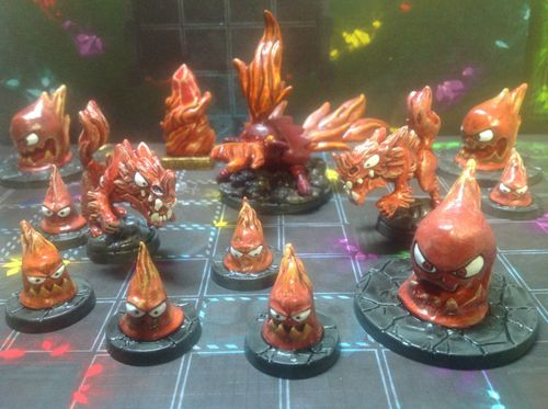 Board Game: Super Dungeon Explore: Caverns of Roxor