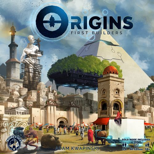 Board Game: Origins: First Builders