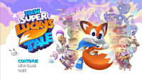 Video Game: New Super Lucky's Tale