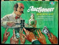 Board Game: Auctioneer