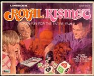 Board Game: Royal Kismet