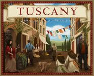 Board Game: Viticulture: Tuscany – Expand the World of Viticulture