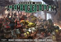 Board Game: Shadow War: Armageddon