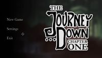 Video Game: The Journey Down: Chapter One