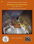 RPG Item: Wrath of the Kobolds #3: Revenge of the Over-Kobold (DCC)