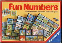 Board Game: Fun Numbers