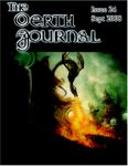 Issue: The Oerth Journal (Issue 24 - Sep 2008)