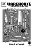 RPG Item: Warehouse: A Companion Book for LARA System