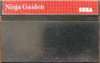 Video Game: Ninja Gaiden (1992 / Master System)