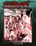 RPG Item: Dominion of the Beast: Ready Made Sabbat Characters