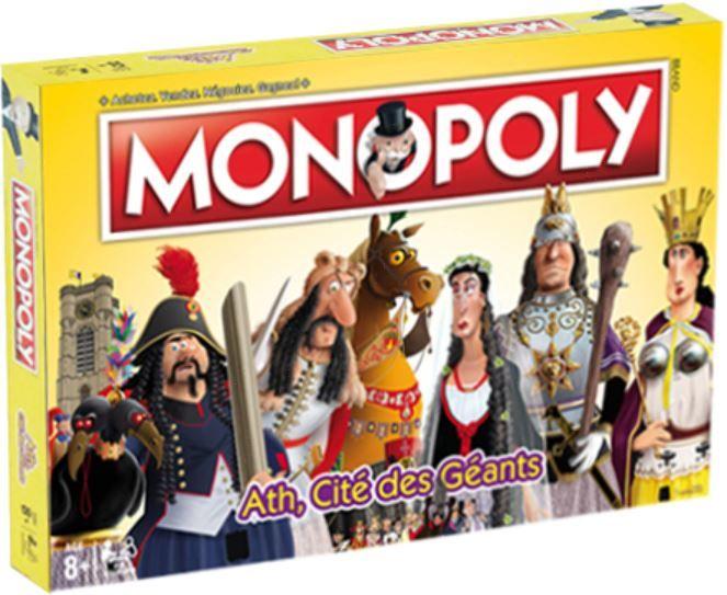 Monopoly: Ath – Cité des Géants