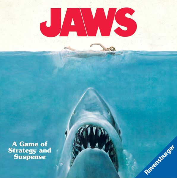 Jaws, Ravensburger, 2019 — front cover