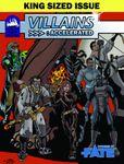 RPG Item: Villains: Accelerated (Fate)